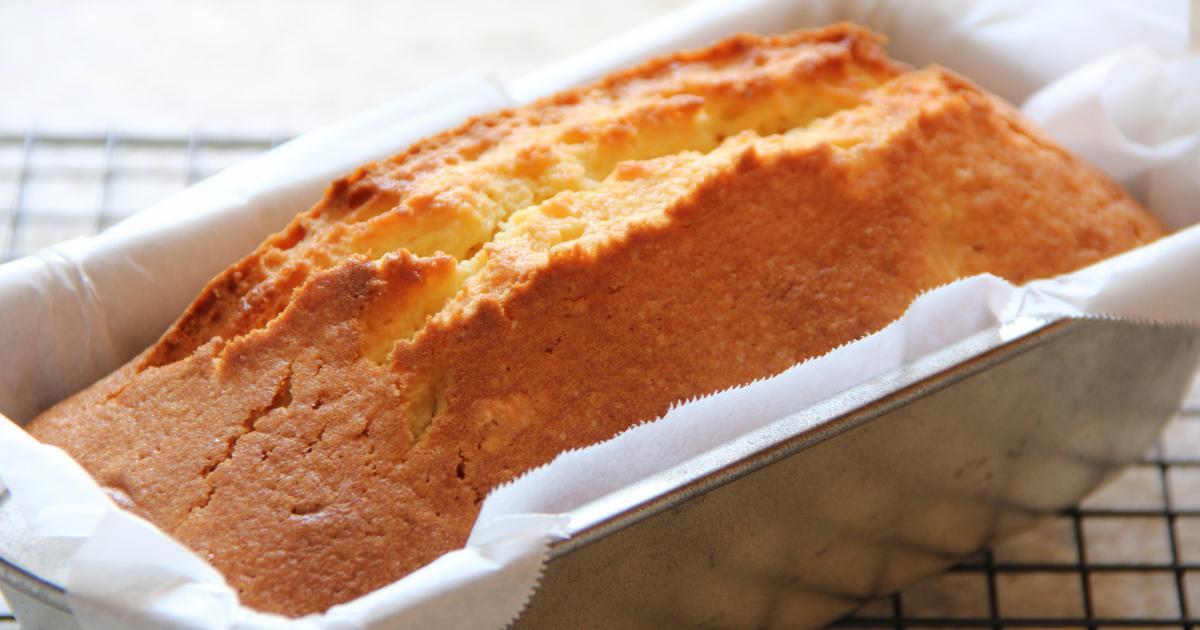 Quatre Quart Cake Recipe