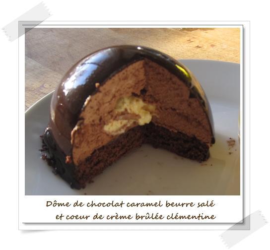 recette d244me de chocolat caramel et beurre sal233 au