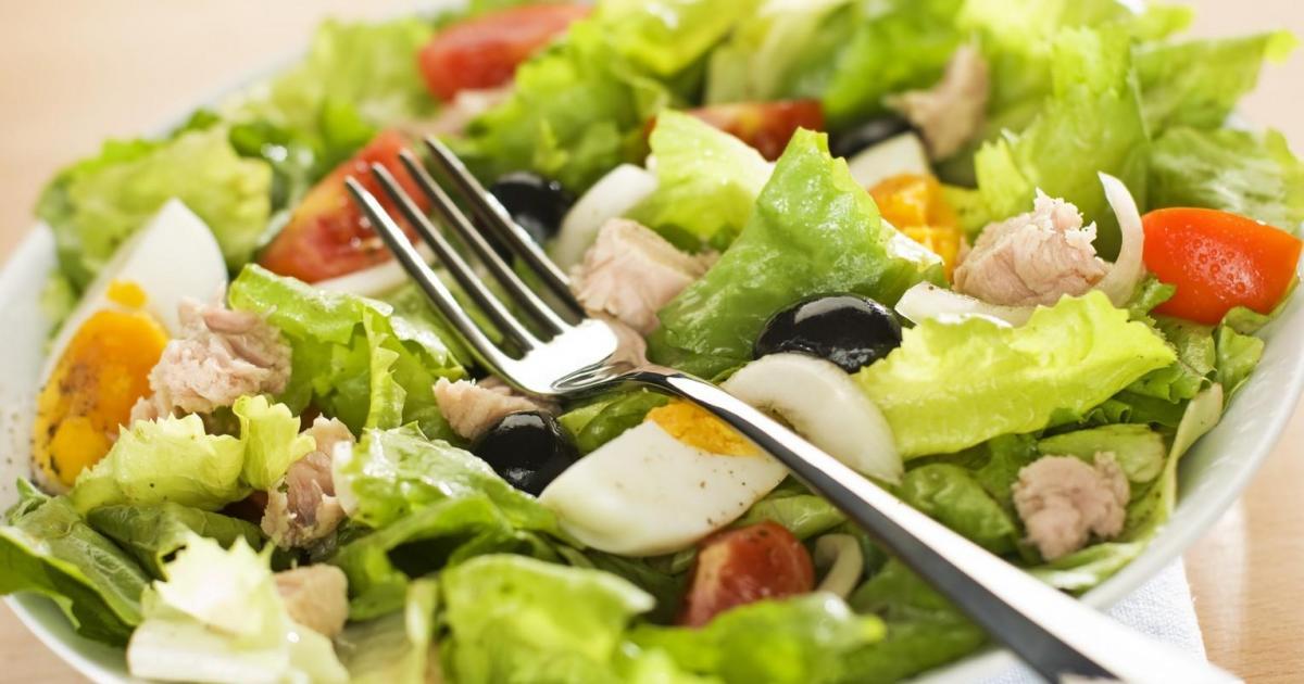 Recette Salade Composee Maison 750g