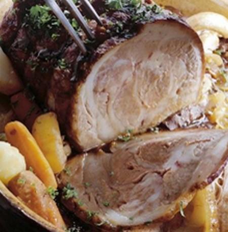 Recettes de veau en cocotte les recettes les mieux not es - Cuisiner le veau en cocotte ...