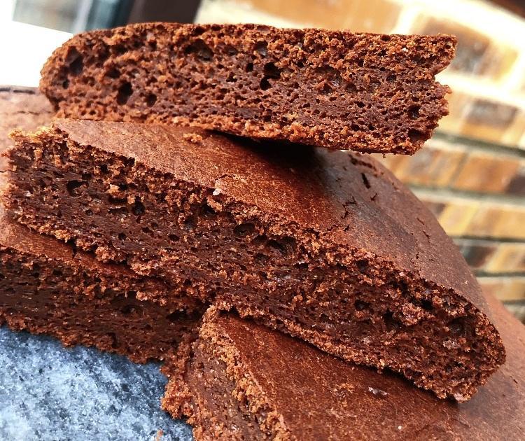 Recette - Gâteau au chocolat sans sucre, ni beurre, ni ...