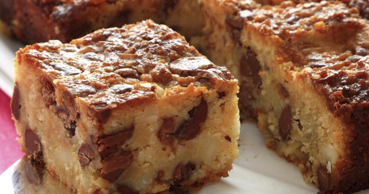 Recette g teau aux pommes caramel et noix de p can 750g - Gateau aux noix et pommes ...