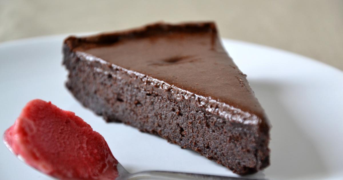 Recette g teau au chocolat 3 toiles 750g - Comment cuisiner un gateau au chocolat ...