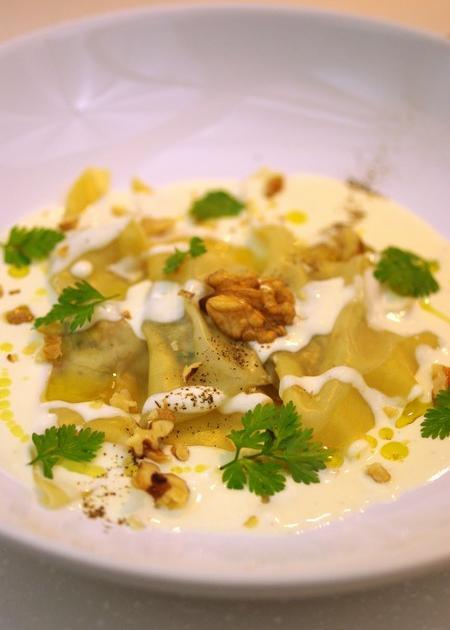 Recette ravioles la b chette affin e au miel aux noix et romarin 750g - Documentaire cuisine gastronomique ...