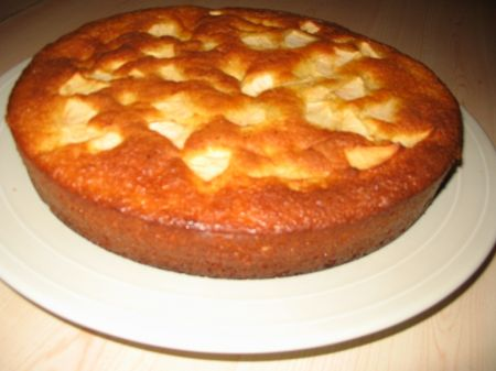 Cake Courge Pomme D Or