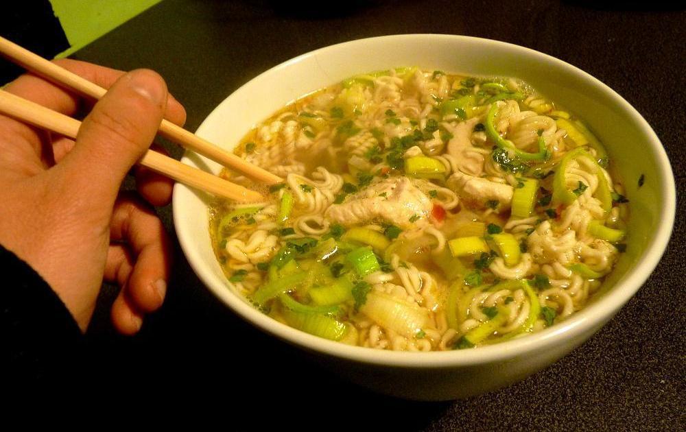 Recette - Soupe Thaï à ma façon | 750g