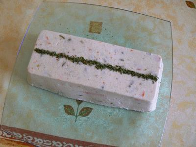 recette terrine de crabe aux petits l gumes sans cuisson 750g. Black Bedroom Furniture Sets. Home Design Ideas