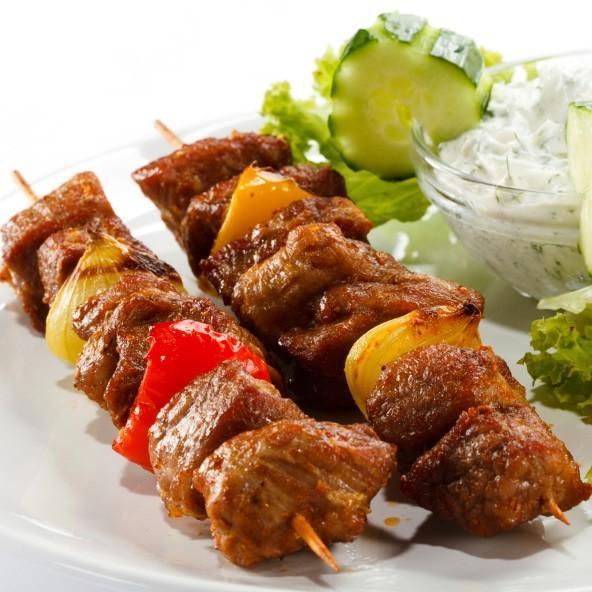 recette brochettes de poulet marin233 750g