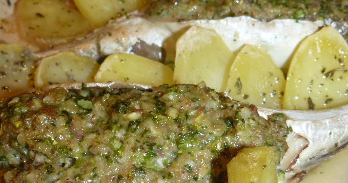 Recette filet de maquereau farci 750g - Cuisiner filet de maquereau ...