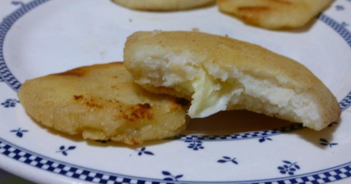 Assez Recette - Arepas de queso | 750g IU18