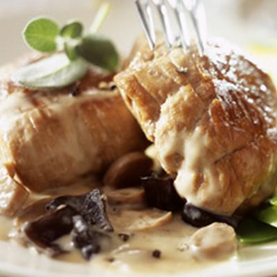 Recette paupiette de veau aux lamelles de courgettes 750g - Cuisiner des paupiettes ...