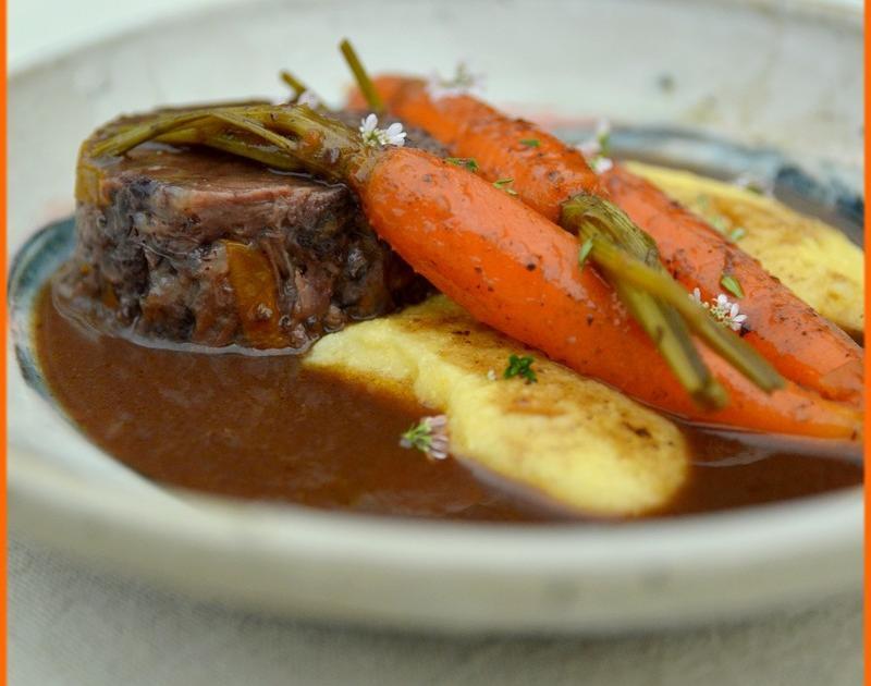 Recettes de joue de boeuf aux carottes les recettes les - Cuisiner joue de boeuf ...