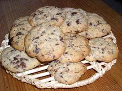 Recette Cookies Moelleux Au Chocolat Et Aux Noix 750g