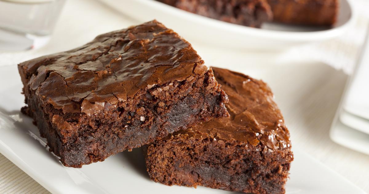 recette brownie au chocolat noir 750g. Black Bedroom Furniture Sets. Home Design Ideas
