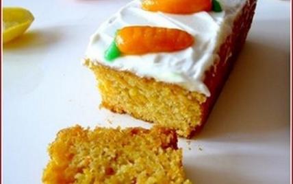 Recette Cake Aux Carottes Facile 750g