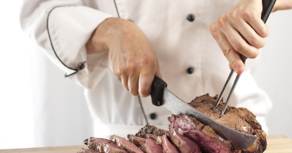 Comment faire cuire un r ti b uf porc ou veau au four combin vapeur - Cuisiner un roti de boeuf au four ...