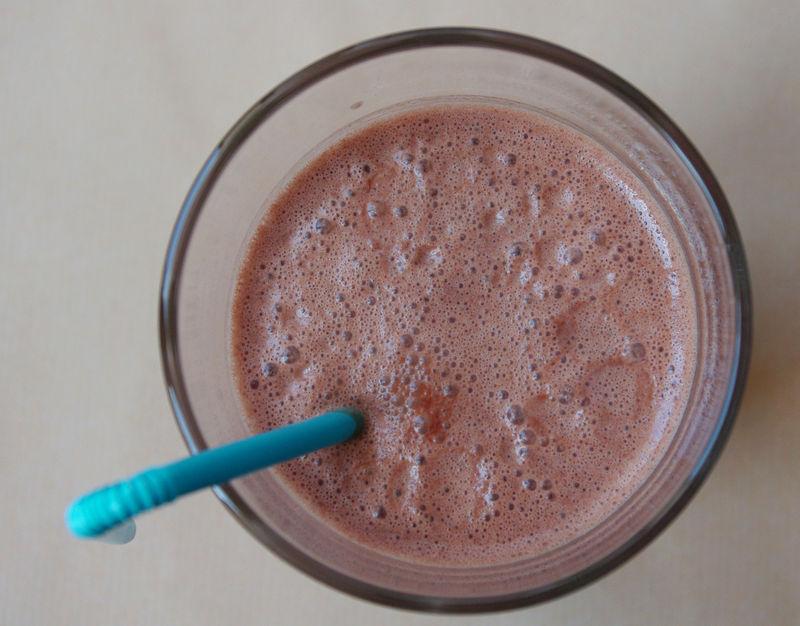 recette milkshake nutella 750g