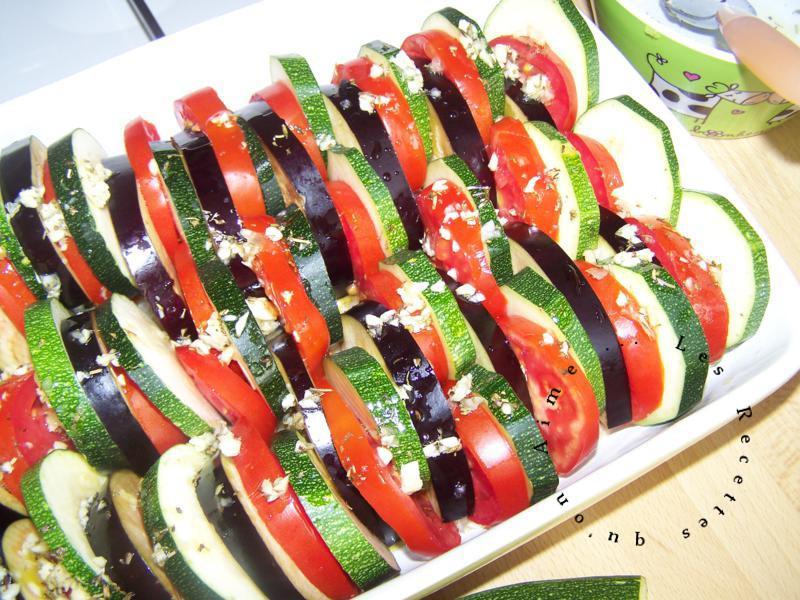 tian provençal mozzarella