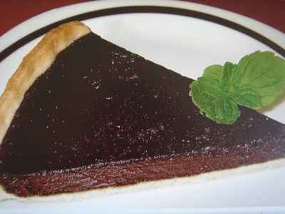 recette tarte au chocolat traditionnelle 750g. Black Bedroom Furniture Sets. Home Design Ideas
