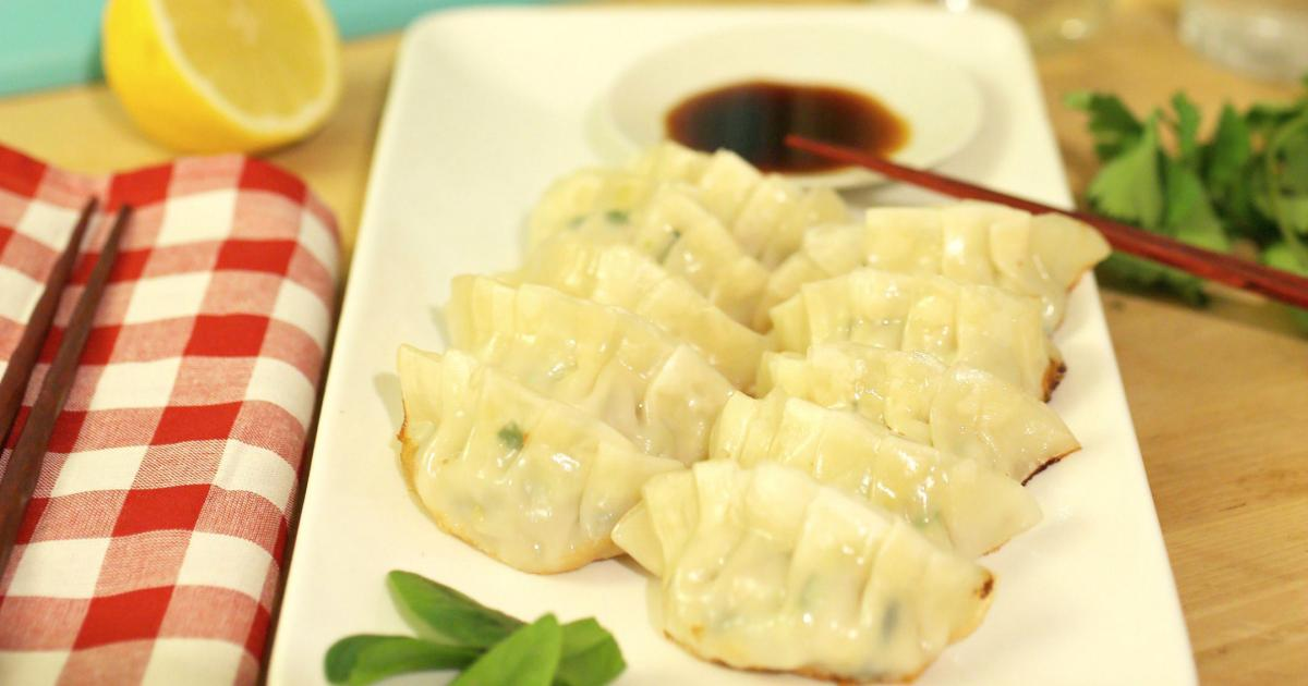 Recette gyozas les raviolis japonais faits maison en - Restaurant japonais porte de versailles ...