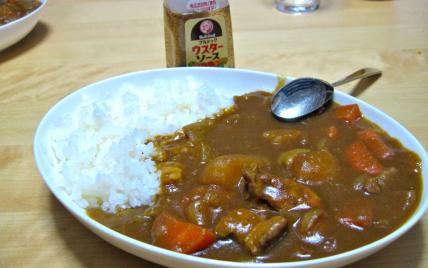recette curry japonais avec roux de curry 750g. Black Bedroom Furniture Sets. Home Design Ideas
