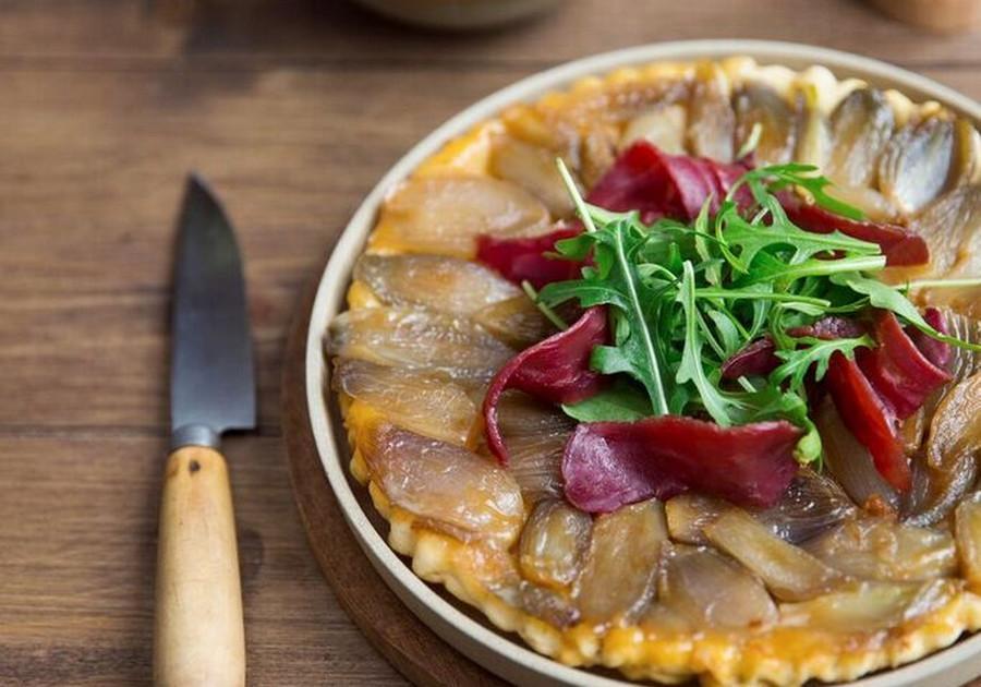 Recette tatin d 39 chalotes avec son filet de canard s ch - Cuisiner un filet de canard ...
