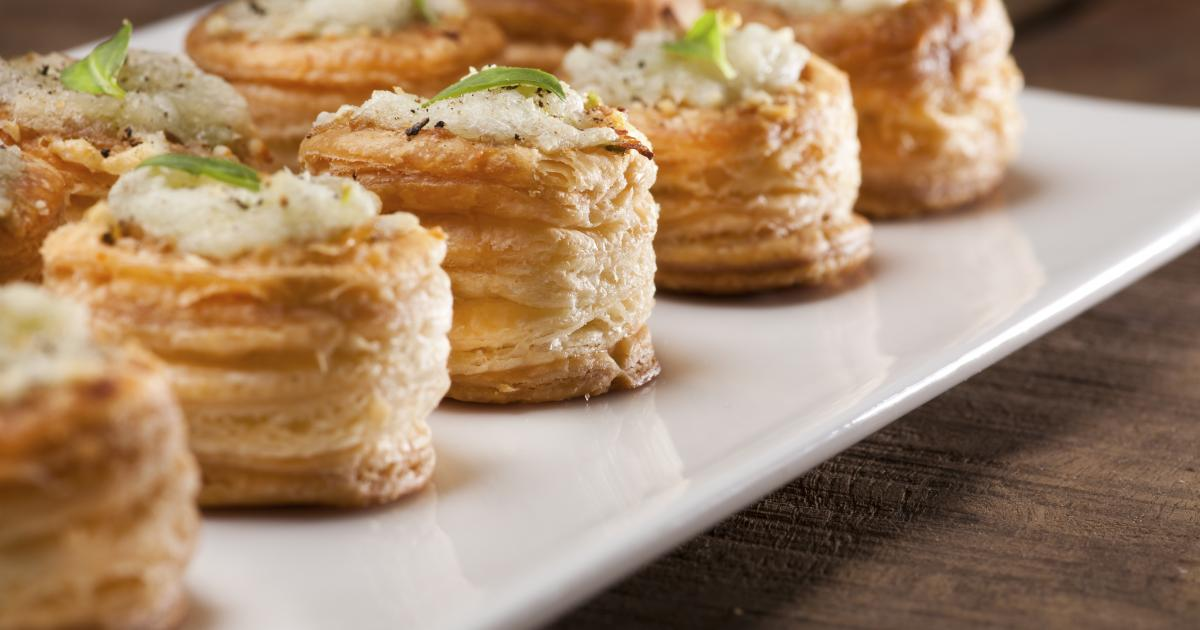 Recette la financi re en vol au vent d 39 ir ne 750g for Table financiere