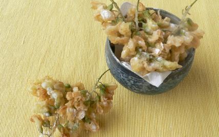recettes de beignets de fleurs d'acacia | les recettes les mieux
