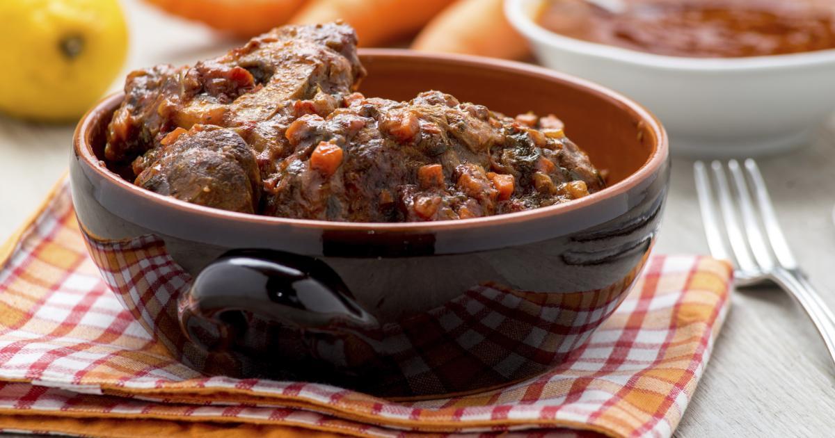 Recettes de jarret de porc les recettes les mieux not es - Cuisiner un jarret de porc ...
