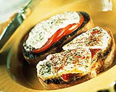 Recette bruschetta italienne 750g - Recette cuisine italienne gastronomique ...