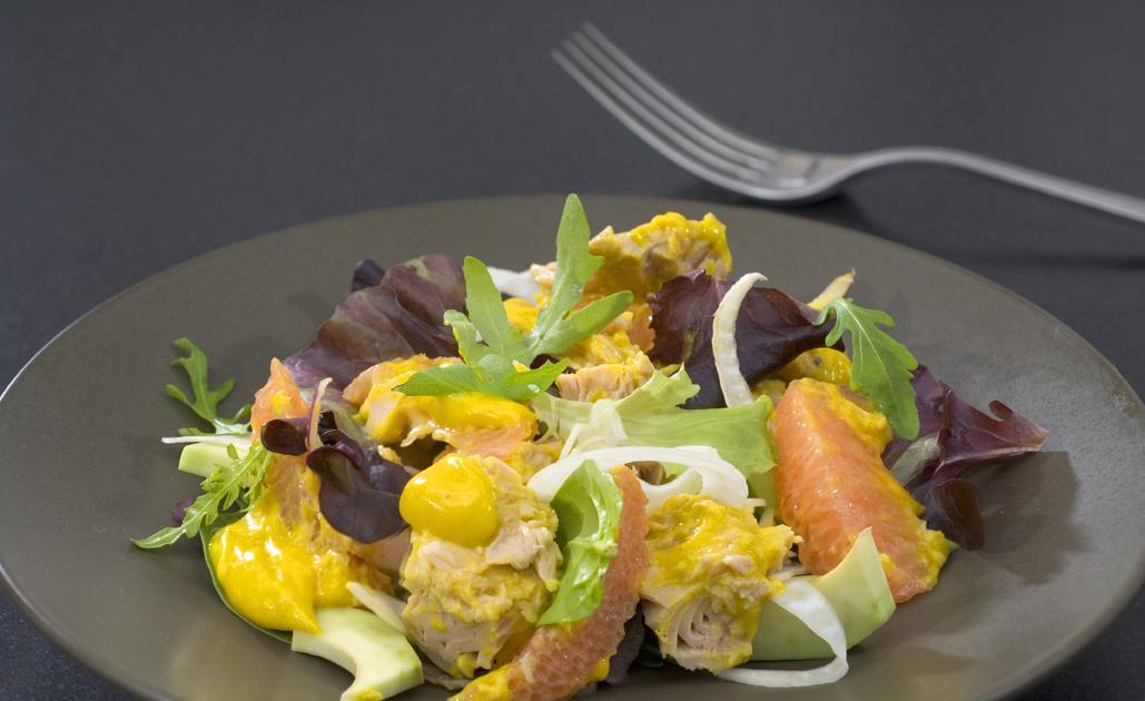 recette salade fra che thon pamplemousse et moutarde 750g. Black Bedroom Furniture Sets. Home Design Ideas