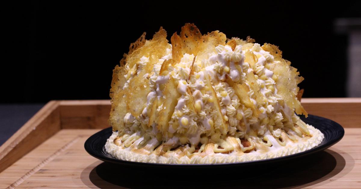 Gâteau Danniversaire Façon Tarte Au Citron