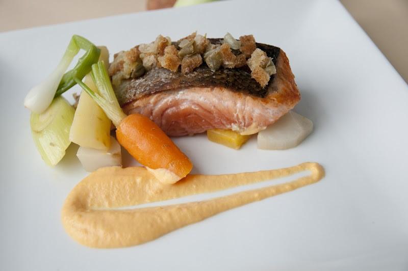 Recette pav de saumon de norv ge l 39 unilat rale - Comment ranger ses recettes de cuisine ...