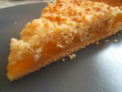 recette tarte crumble aux abricots rapide not e 4 1 5. Black Bedroom Furniture Sets. Home Design Ideas