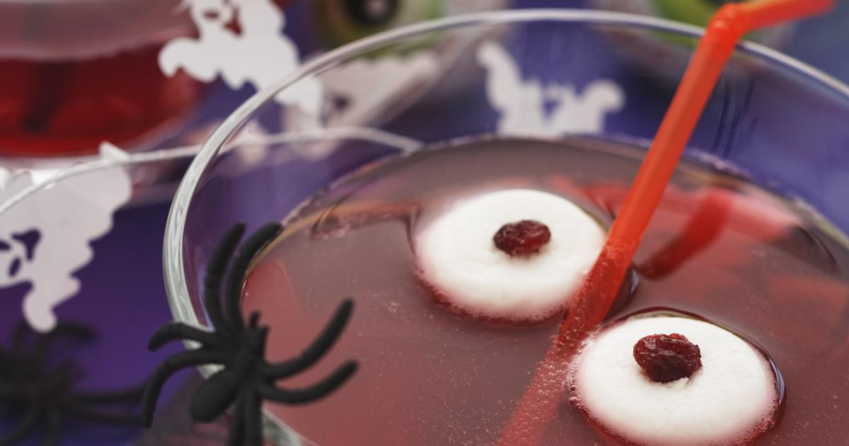 recette cocktail sans alcool pour halloween en vid o. Black Bedroom Furniture Sets. Home Design Ideas