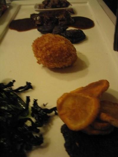recette beignets de pomme de terre la mimolette vieille et panko 750g. Black Bedroom Furniture Sets. Home Design Ideas
