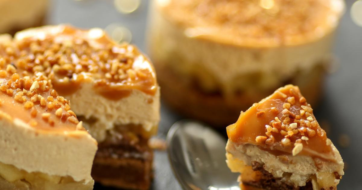 recette dessert gourmand aux carambar et aux pommes 750g. Black Bedroom Furniture Sets. Home Design Ideas