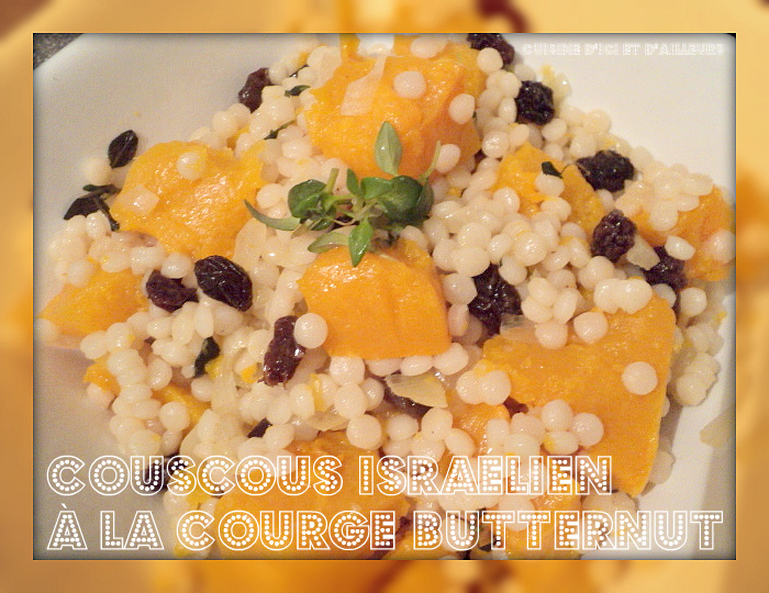 recette couscous isra lien la courge butternut 750g. Black Bedroom Furniture Sets. Home Design Ideas