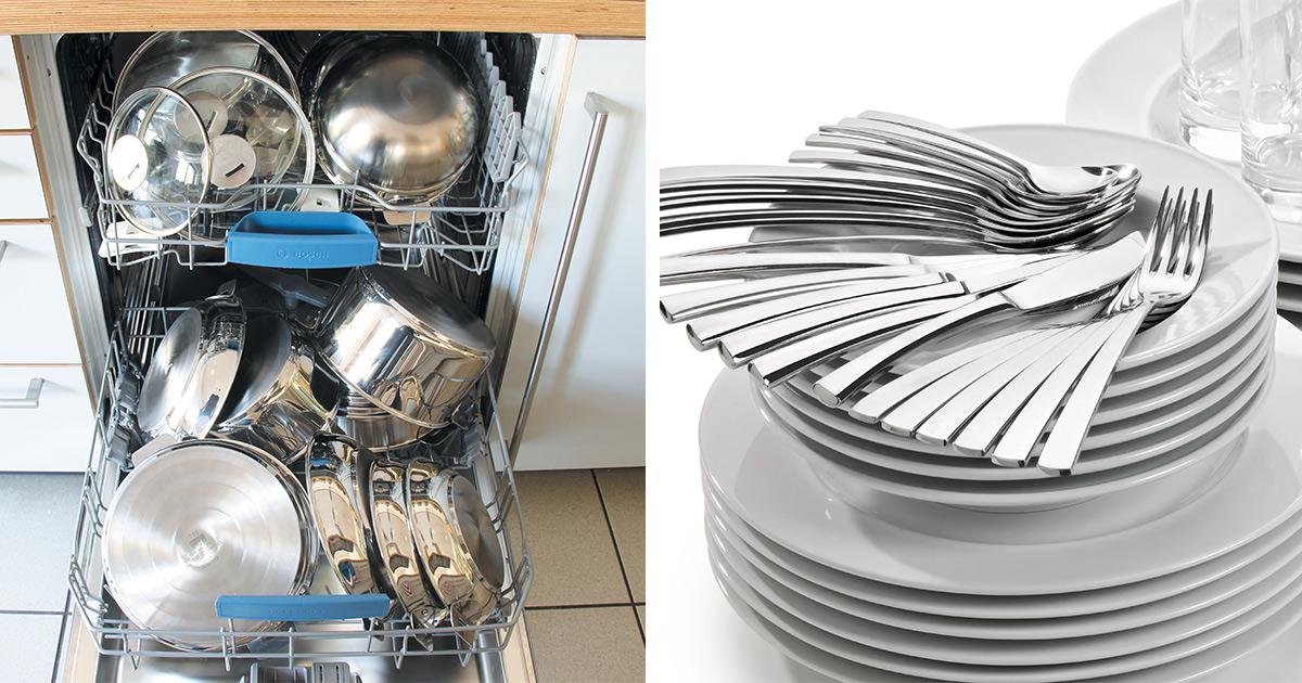 d couvrez enfin les choses mettre ou ne pas mettre dans votre lave vaisselle. Black Bedroom Furniture Sets. Home Design Ideas