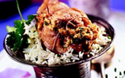 Recette cuisses de lapin indian style 750g - Comment cuisiner des cuisses de lapin ...