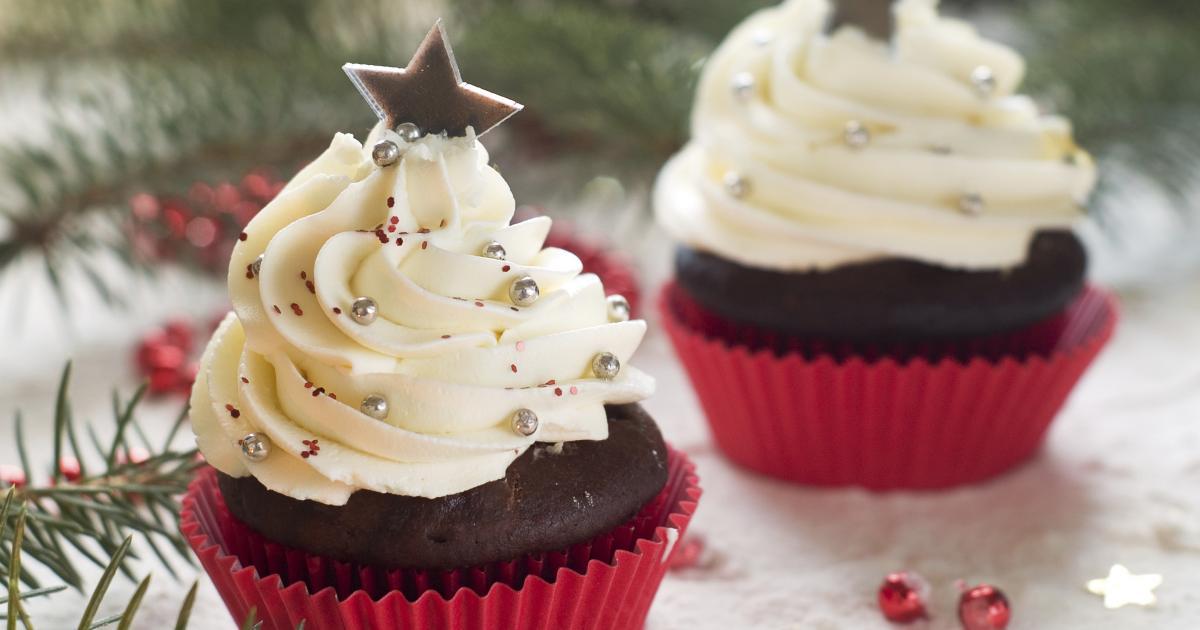 Recette Cupcakes De Noel En Video