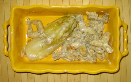 Recette cuisses de grenouille aux endives 750g - Comment cuisiner des cuisses de grenouilles ...