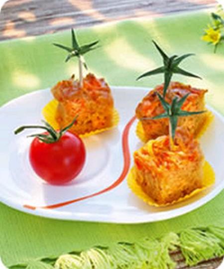 Recette Cake Sucr 233 Tomate Carotte 750g