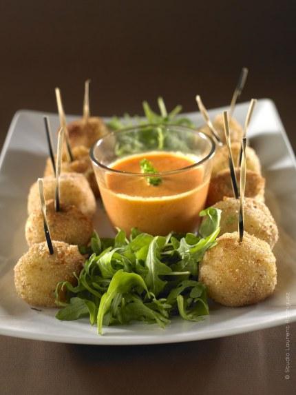 Recette croquettes de pommes de terre au fromage raclette richesmonts 750g - Quantite pomme de terre raclette ...