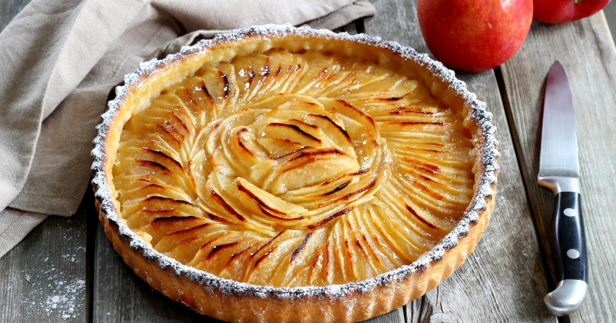 """Résultat de recherche d'images pour """"tarte aux pommes"""""""