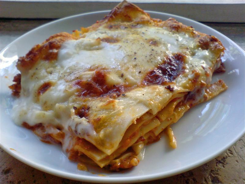 recette lasagne la bolognaise facile 750g. Black Bedroom Furniture Sets. Home Design Ideas