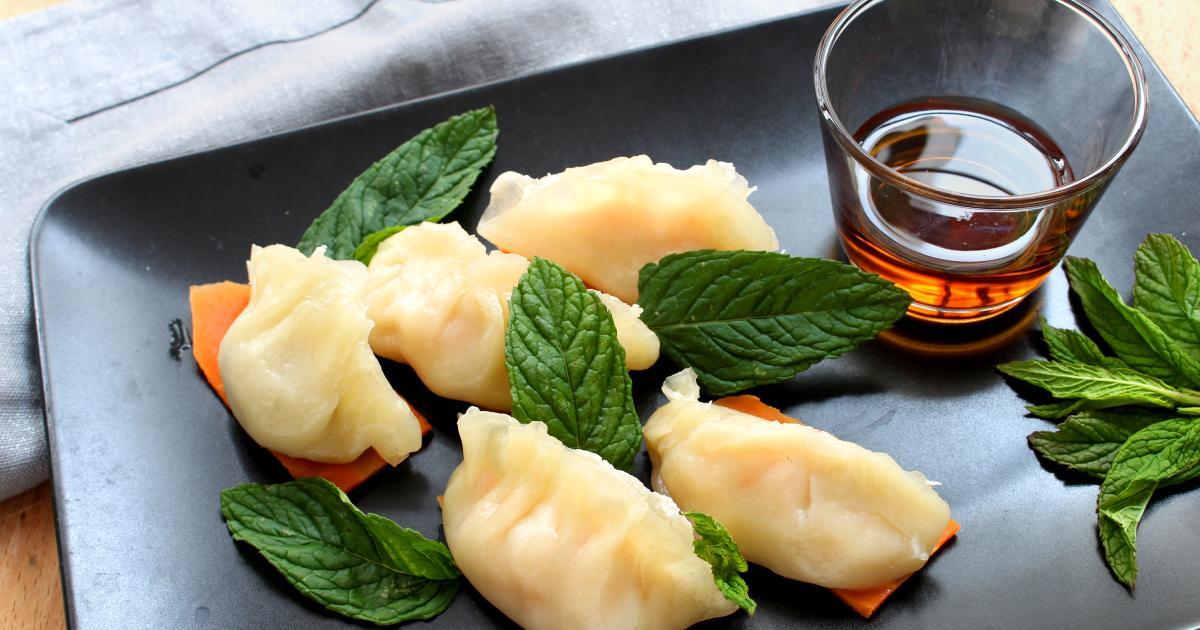 recette raviolis chinois aux crevettes en pas pas. Black Bedroom Furniture Sets. Home Design Ideas