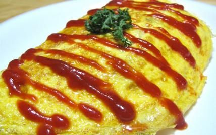 Recette ome rice plat japonais 750g - Apprendre a cuisiner japonais ...