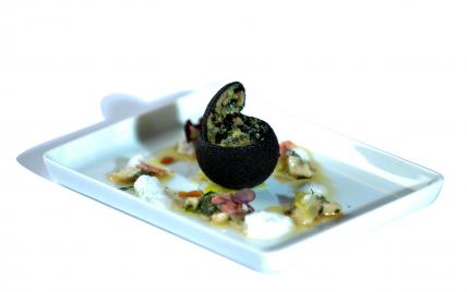 Recette croquettes d 39 hu tres sp ciales de claire - Cuisiner des crepinettes ...