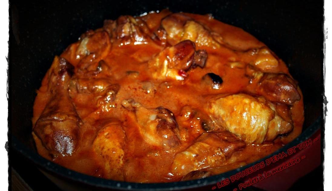 Recettes de cuisses de poulet la sauce tomate les recettes les mieux not es - Cuisiner le poulet en sauce ...